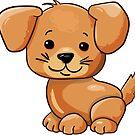 Dog by Vickin #