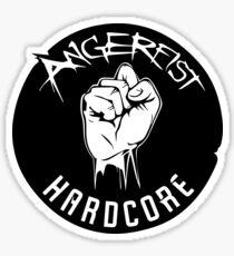 Angerfist Sticker