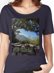 Ireland - Ring of Kerry Cover Women's Relaxed Fit T-Shirt