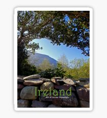 Ireland - Ring of Kerry Cover Sticker
