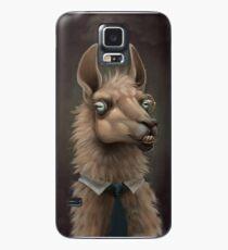llama tie case skin for samsung galaxy - fortnite samsung galaxy a5