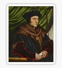 Sir Thomas More - Hans Holbein Sticker