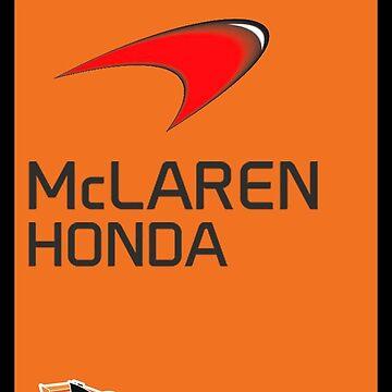 McLaren F1 Team by F1Dynamics