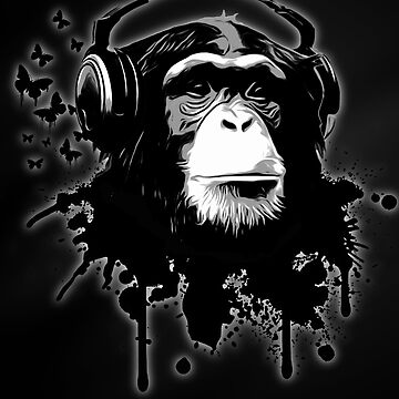 Monkey Business - Black by Nicklas81