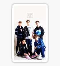 why don't we Like Cool Sticker