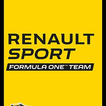 Renault F1 Team by F1Dynamics