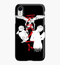Where there is L there is Light iPhone XR Case