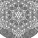 « Mandala » par Omelia-Plude