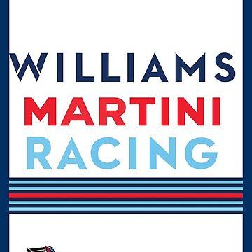 Williams Martini F1 Team by F1Dynamics