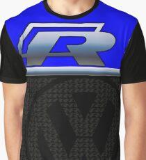 R Design Graphic T-Shirt
