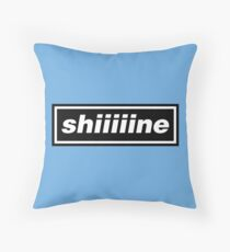 These are crazy days Throw Pillow