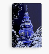 Maryland State House Metal Print