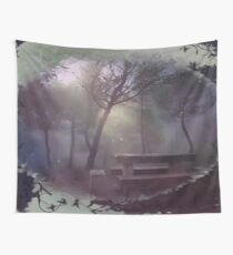 Enchanted Day Wall Tapestry