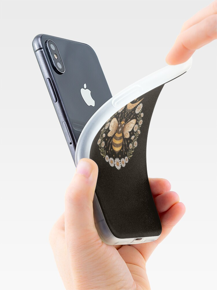 Alternate view of Honey moon iPhone Case & Cover