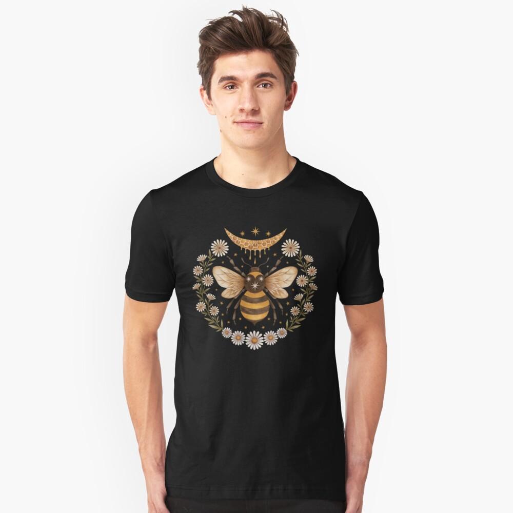 Honey moon Slim Fit T-Shirt