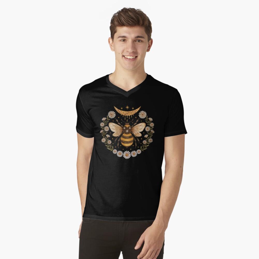Flitterwochen T-Shirt mit V-Ausschnitt