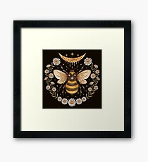 Honey moon Framed Print