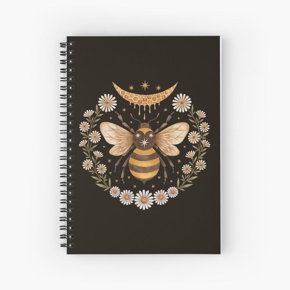 Honey moon Spiral Notebook