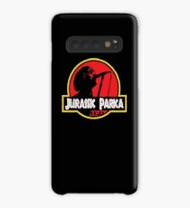 Jurassic Parka Case/Skin for Samsung Galaxy