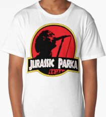 Jurassic Parka Long T-Shirt