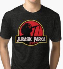 Jurassic Parka Tri-blend T-Shirt