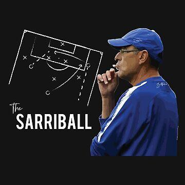The SarriBall by Zero81