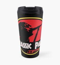 Jurassic Parka Travel Mug