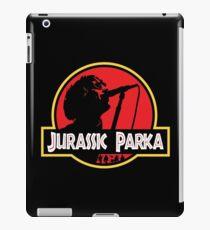 Jurassic Parka iPad Case/Skin