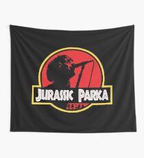 Jurassic Parka Wall Tapestry
