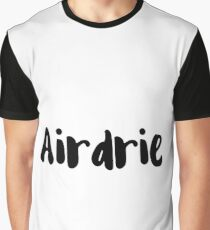 Airdrie Graphic T-Shirt