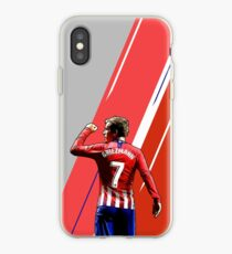 Antoine Griezmann Atletico Madrid Phone Case iPhone Case
