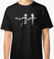Marx and Nietzsche- Fun Philosophy Shirt Classic T-Shirt