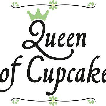 Cupcake by fun-tee-shirts