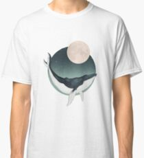 by the light of the moon Classic T-Shirt