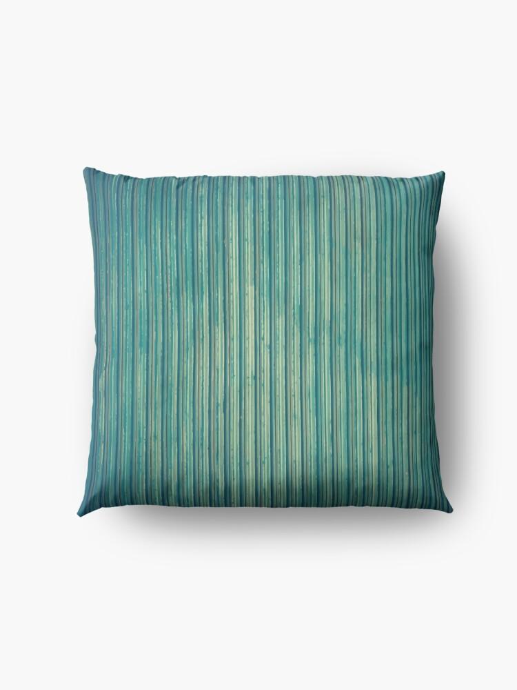 Alternate view of lines pattern Floor Pillow