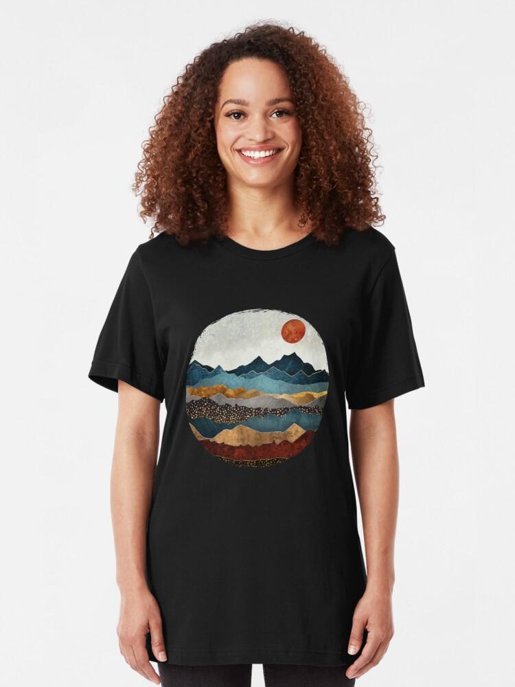 Alternate view of Amber Dusk Slim Fit T-Shirt