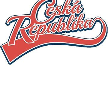 Czech Republic - Ceska Republika Apparel by AxTT