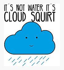 Lámina fotográfica Cloud