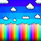 Blue Skies and High Scores by BobMcFred