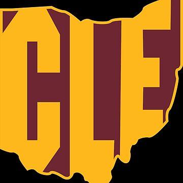 Cleveland, Ohio by KZiegman