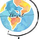 World globe by Maridac