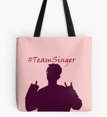 Mike Sänger - #TeamSinger Tasche