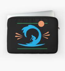 Surfing | Wave Sun Sports Laptop Sleeve