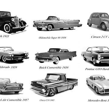 Classic Car Collection  by stuartk