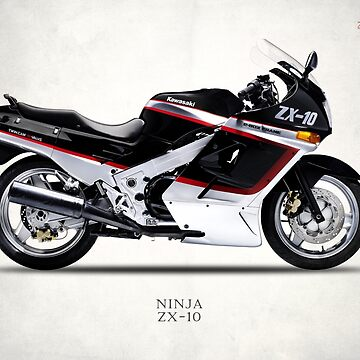 The Ninja ZX-10 by rogue-design