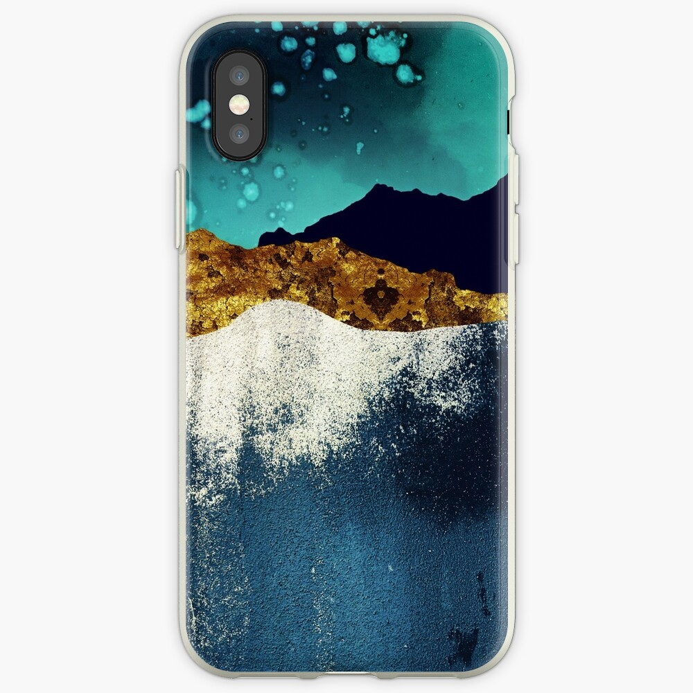 Evening Stars iPhone Case & Cover