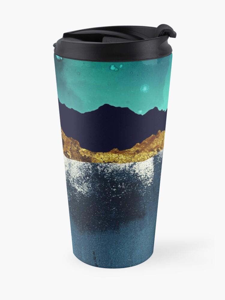 Alternate view of Evening Stars Travel Mug