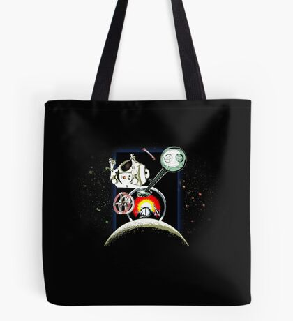 Odyssey Space 2001 Front Tote Bag