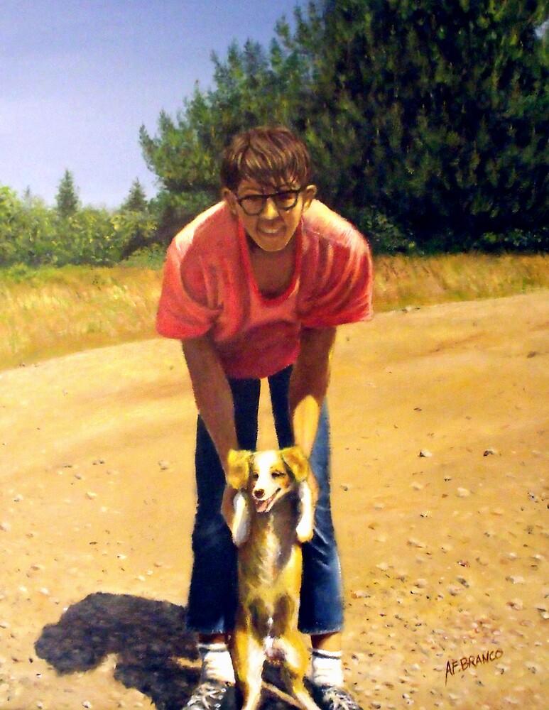 My Dog is a Dork by A. F. Branco