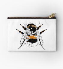 Bumblebee Colour Zipper Pouch